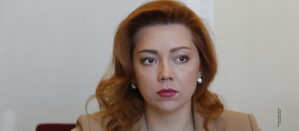 Альона Шкрум: Влада не могла не знати про експорт зброї з України до РФ під час війни