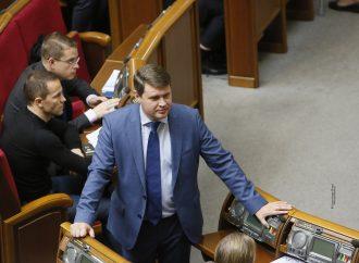 Вадим Івченко: «Батьківщина» підтримає звільнення Уляни Супрун