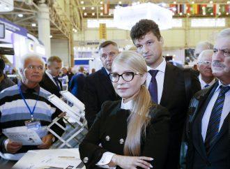 Юлія Тимошенко розповіла, як стимулюватиме розвиток оборонно-промислового комплексу