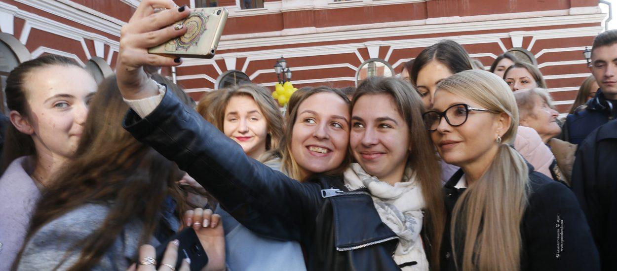 Юлія Тимошенко назвала п'ять основних кроків для розвитку економіки України