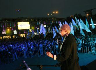 Юлія Тимошенко відвідала Дніпропетровську область, 12.10.2018
