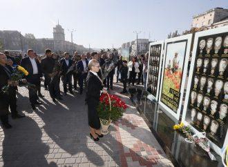Юлія Тимошенко відвідала Дніпропетровщину, 13.10.2018