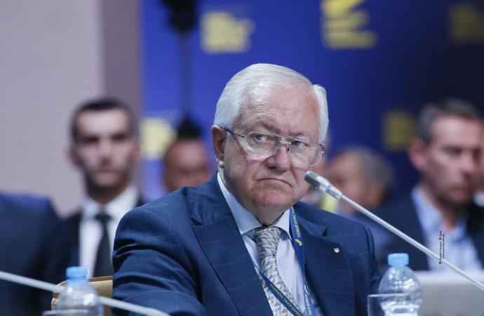 Борис Тарасюк: Нехтування гарантіями Будапештського меморандуму – дипломатична помилка Порошенка, 01.11.2018