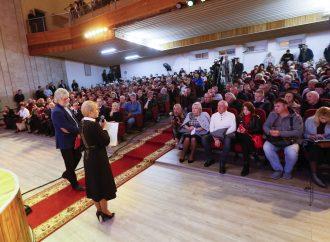Ми відновимо престиж шахтарської праці, – Юлія Тимошенко на зустрічі з гірниками у Павлограді