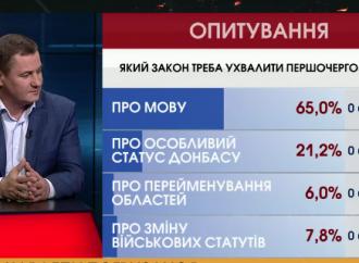 Сергій Євтушок: Особливий статус Донбасу – це шлях до замороження конфлікту