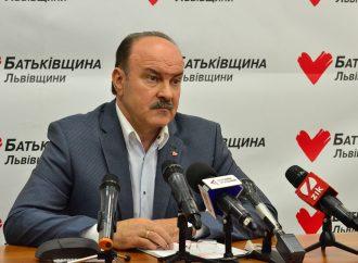 Михайло Цимбалюк: Оновлена «Батьківщина» – досвід і молодість