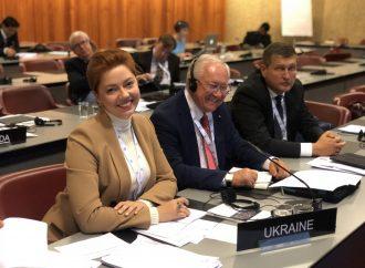 Альона Шкрум: Вперше ми маємо проект Резолюції від України в МПС