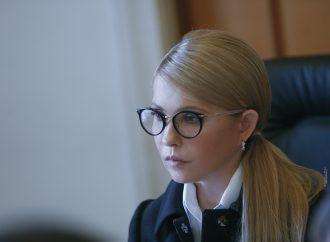 Юлія Тимошенко: Скасування підвищення ціни на газ підтримують шість фракцій
