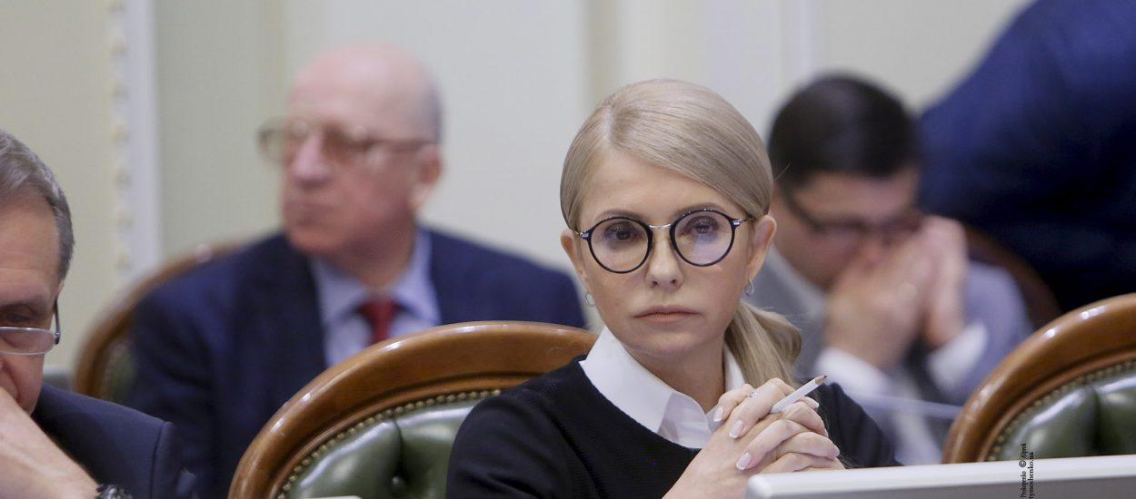 Юлія Тимошенко: Підвищення цін на газ потрібно Порошенку, який переписує українські родовища на своє корупційне оточення