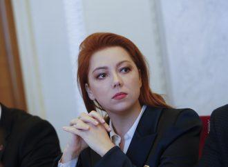 Альона Шкрум: Україна – наймолодший парламент світу?