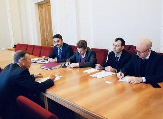 Депутати від «Батьківщини» провели зустріч із представниками місії ОБСЄ