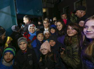 Юлія Тимошенко відвідала Івано-Франківську, Тернопільську та Рівненську області, 15.11.2018