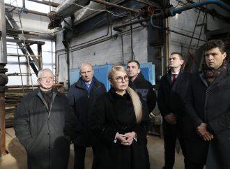 Юлія Тимошенко: Негайно дайте людям тепло!