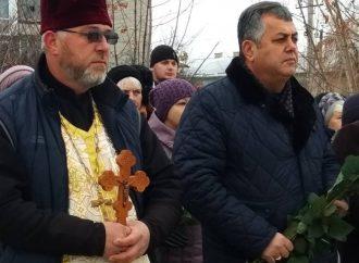 «Батьківщина» вшанувала пам ять жертв Голодомору на Дніпропетровщині · « f60b3a0113677