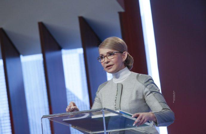 Юлія Тимошенко – гість програми «Право на владу», 14.12.2018