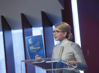 Юлія Тимошенко: Першим рішенням новий президент знизить ціну на газ для населення