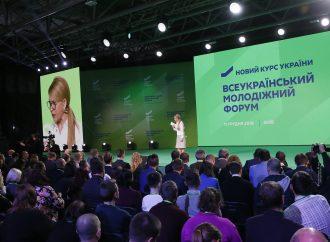 У Києві розпочався Всеукраїнський молодіжний форум