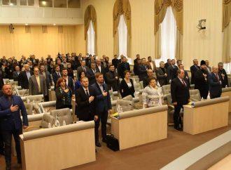 Дніпропетровська облрада ухвалила звернення до Президента України, у якому вимагає скасувати підвищення ціни на газ