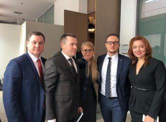 Альона Шкрум: Враження від WEF у Давосі