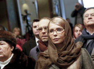 Господь благословив Україну на перемогу, – Юлія Тимошенко після різдвяної літургії в Софії Київській
