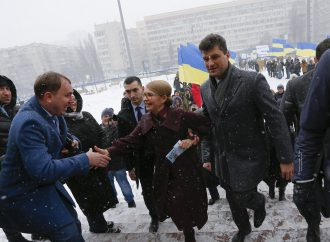 Юлія Тимошенко подала документи до ЦВК, 23.01.2019