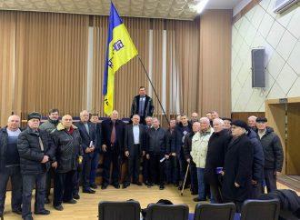 Ветерани силових структур вимагають розслідування корупції головнокомандувача Порошенка
