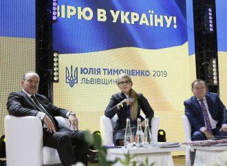 Плекати рідну культуру і бути цікавими світу, – Юлія Тимошенко про принципи культурної політики