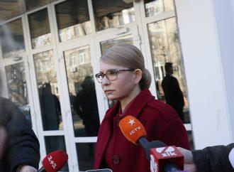 Суд у справі про незаконну агітацію з боку Петра Порошенка