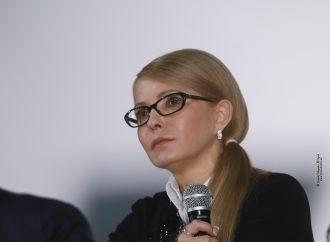 Юлія Тимошенко: Ми знизимо ціну на газ удвічі