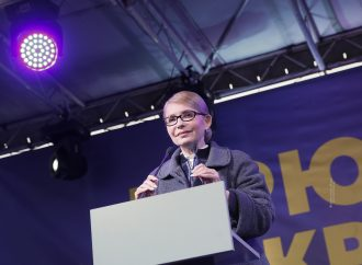 Нинішні вибори – це шанс на реальні зміни в країні, – Юлія Тимошенко