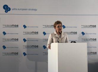 Юлія Тимошенко: Жодних компромісів із ворогом у питанні завершення війни