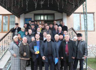 Іван Крулько зустрівся з виборцями Закарпаття