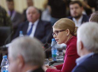 Юлія Тимошенко до Дня українського добровольця: Ви врятували країну