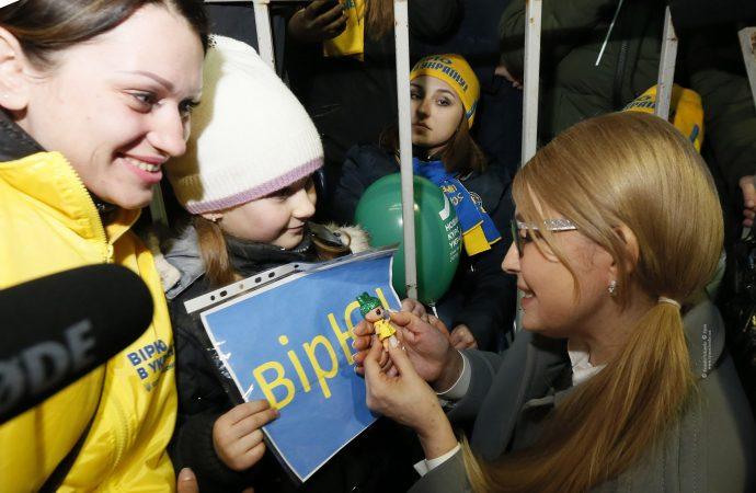 Юлія Тимошенко у Харківській, Луганській та Донецькій областях, 17-18.03.2019