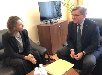 Григорій Немиря зустрівся з Послом Франції