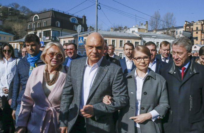 День виборів, 31.03.2019