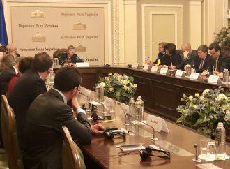 Григорій Немиря зустрівся з делегацією Конгресу США