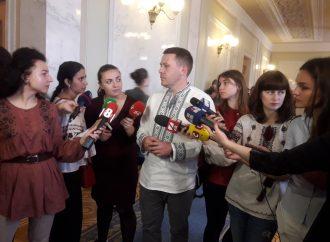 Іван Крулько: «Батьківщина» готова допомагати новому президенту в реалізації змін у країні