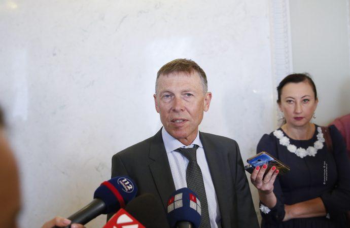 Сергій Соболєв: Рішення про розпуск парламенту цілком очікуване, 20.05.2019