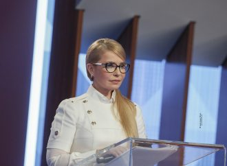 Юлія Тимошенко: Досягнути миру реально, але не шляхом референдуму