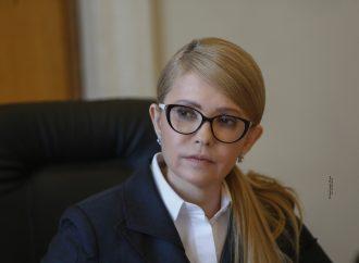 АНОНС: Юлія Тимошенко – гість ефірів на «112 Україна» та ICTV