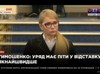 Юлія Тимошенко: Дефолту допустити не можна, 27.05.2019