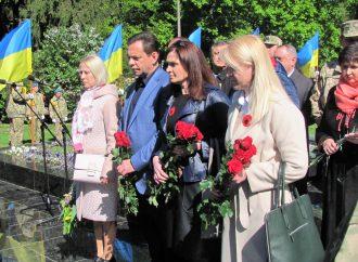 Партійці Волині помолилися за тих, хто загинув у Другій світовій війні