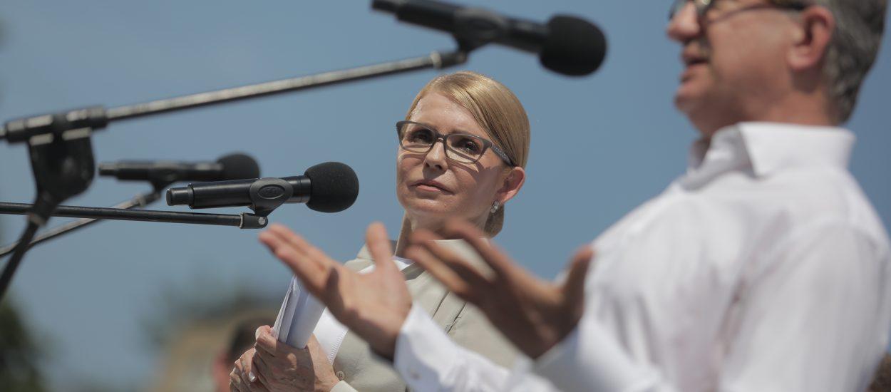 Юлія Тимошенко з нагоди Дня звільнення Маріуполя від агресора: Пишаємося!