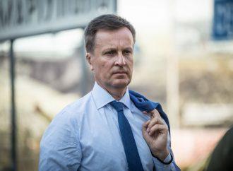 Валентин Наливайченко: Йдемо в коаліцію дій, підставляємо плече Зеленському