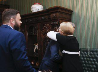 Юлія Тимошенко зустрілася з тимчасово повіреним у справах США в Україні, 27.06.2019