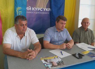 Вадим Івченко перебуває з робочою поїздкою на Дніпропетровщині