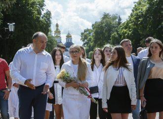 Юлія Тимошенко відвідала Чернігів, 13.07.2019