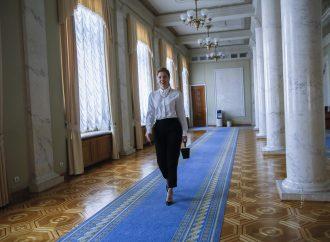 Альона Шкрум: Треба ухвалитинеобхідні для людей ініціативи, поки ця ВР ще має повноваження