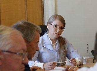 Юлія Тимошенко: Нам потрібна підтримка виборців, щоб дати швидкий результат